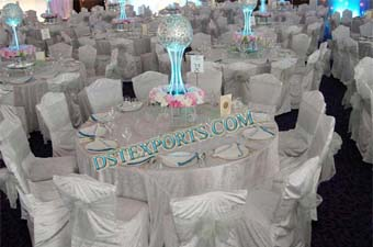 Wedding Crystal Ball Stand As Table Center Piece