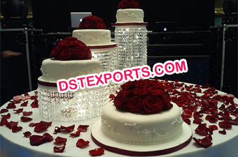 AsianWedding Crystal Cake Stand