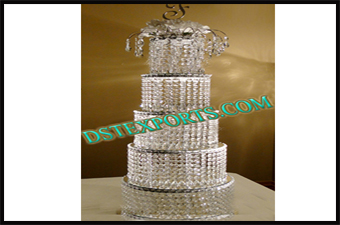 Wedding Crystal Cake Stand Center Piece