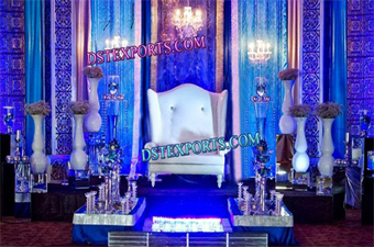 Beautiful Stage DecorationFor Wedding