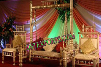Royal Wedding Sankheda Swing Set