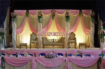 Wedding Furniture Set Stage