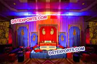 Wedding Sangeet Stage Decoration