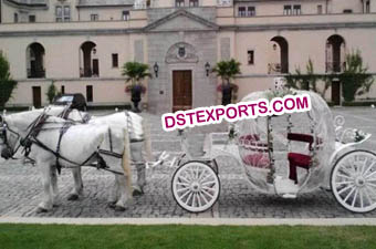 Cinderella Carriage For English Wedding