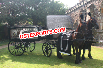 Golden Suset Tourist Horse Carriage