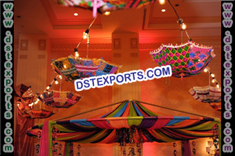 Rajasthani Wedding Decor Umberala