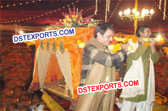 Hindu Wedding Decorated Dulhan Palki