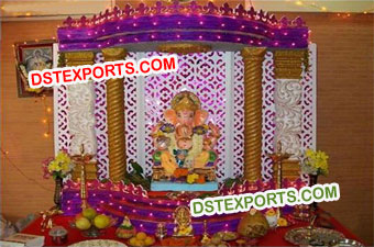 Indian Wedding Ganpati Decoration Set