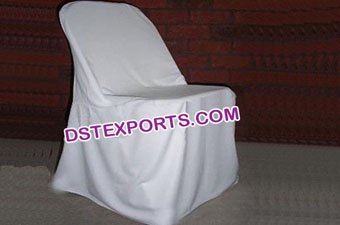 Banquet Hall Lycra White Chair Cover