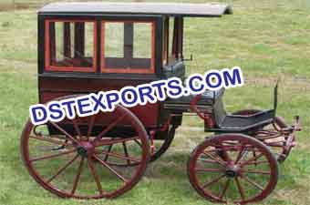 Opera Coach Type Horse Drawn Carriage