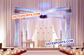 Wedding Exclusive Butterfly Mandap Set
