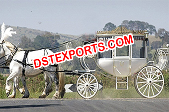 Grand Horse Drawn Carriage Manufacturer