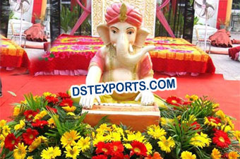 Wedding entrance Ganesha Statue