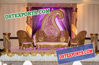 Walima Wedding Stage Decors