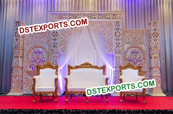 Filmy Style Wedding Beautiful Stage
