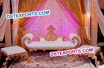 Sikh Wedding Stage Decoration