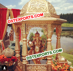 HINDU WEDDING TEMPLE MANDAP