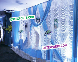 WEDDING STAGE STYLISH BACKDROPS