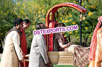Indian Wedding Ceremony Bridal Doli