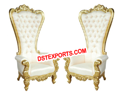 INDIAN WEDDING BRIDAL CHAIRS