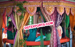 INDIAN WEDDING MEHANDI PARTY DECORATIONS