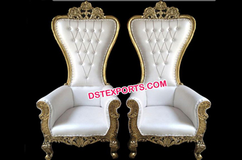 Indian Wedding Bridal Chairs Set