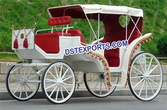 Victoria Wedding Horse Carriage Manufacturer