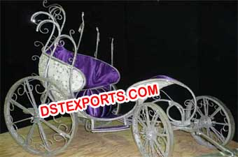 Wedding Bridal Mini Buggy Carriage