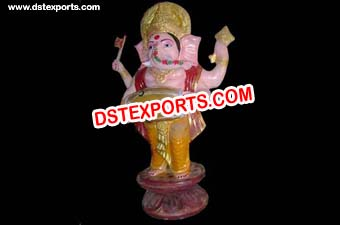 Wedding Welcome Fiber Ganesha Statue