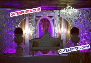Latest Design Wedding Stage Backdrop Frames