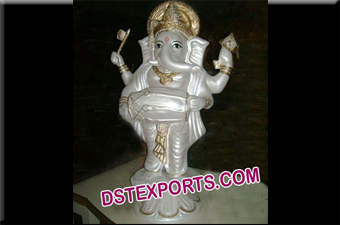 Wedding Ganesha Welcome Fiber Statue