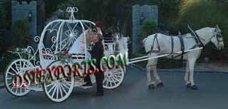 Full View Cinderalla Carriage