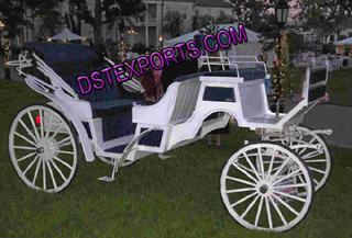 Wedding Horse Drawn Carriages