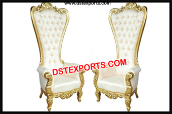 Indian Wedding Bridal Chair Set
