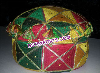Punjabi Wedding Decorated Patari Suhaag Box