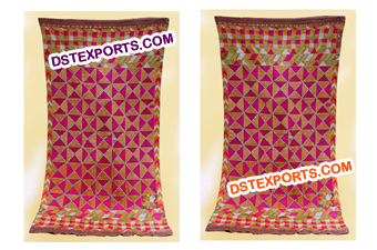 Wedding Phulkari Bagh Dupatta