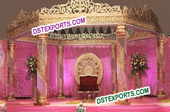 Asian Wedding Mandaps/ Wedding Mandap New Design