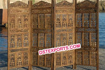 Wooden Traditional Partition Screens
