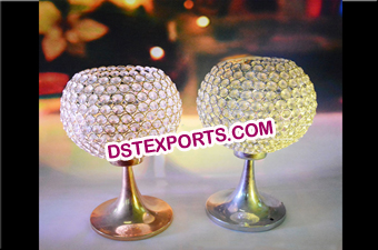 Beautiful Crystal Ball For Center Table Decoration