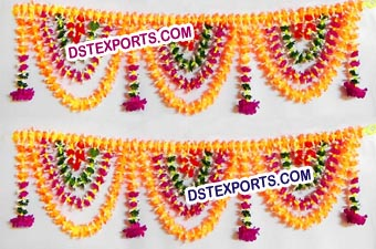 Latest Decorated Door Flower Torans