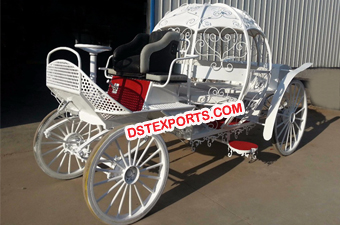 Wedding Royal Cinderella Horse carriages