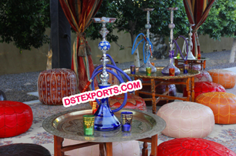 Traditional Hooka For Wedding table Decorations