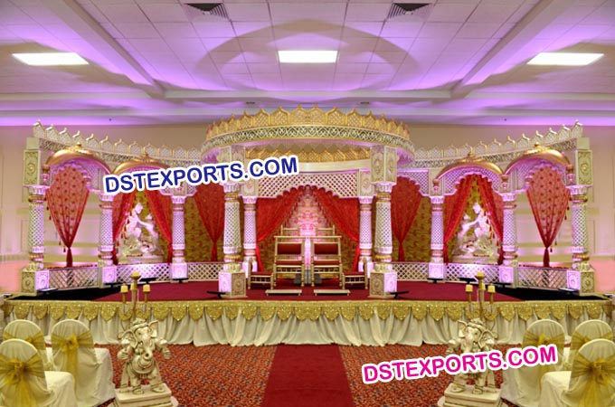 Indian Wedding Mehraap Mandap
