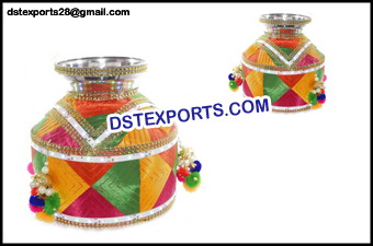 Phulkari Jago With Led Lights