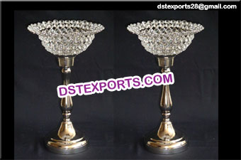 Wedding Crystal Table Center Pieces