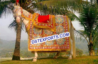 Indian Wedding Ghodi/Horse Costume