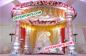 Indian Wedding Mandap/ Shaadi Mandap
