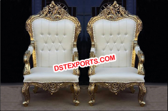 Wedding Throne King and Queen Chair for sale