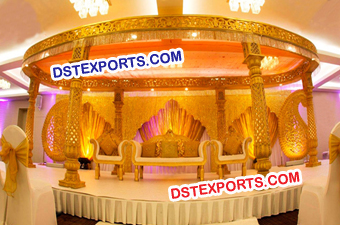 New Design Wedding Roshani Mandap
