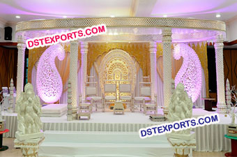 Wedding Decoration Indian Wedding Mandap